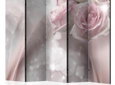 Paraván - Dewy Roses II [Room Dividers]